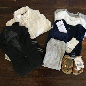 Carter's Baby Bundle of Clothes New with Tags